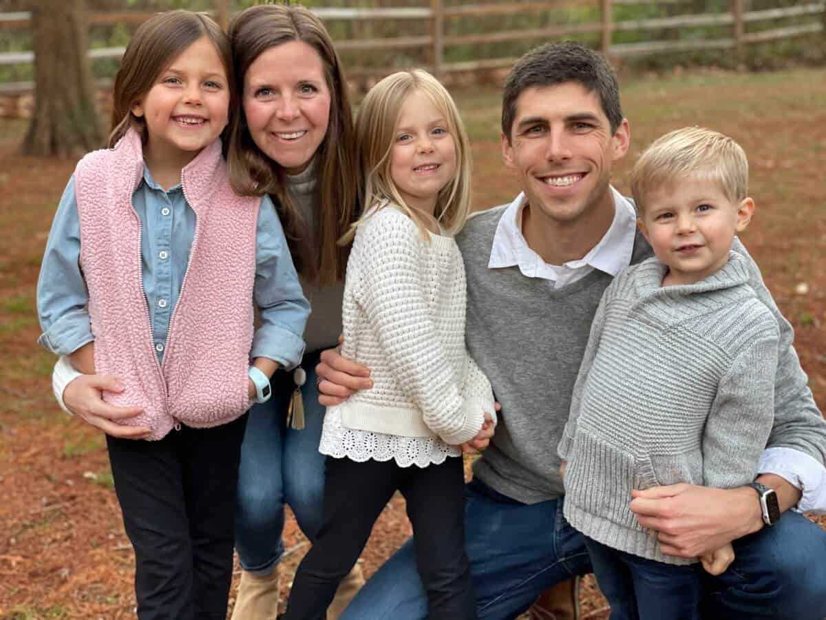 Andrew Pautler and family