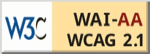 WCAG accessibility badge